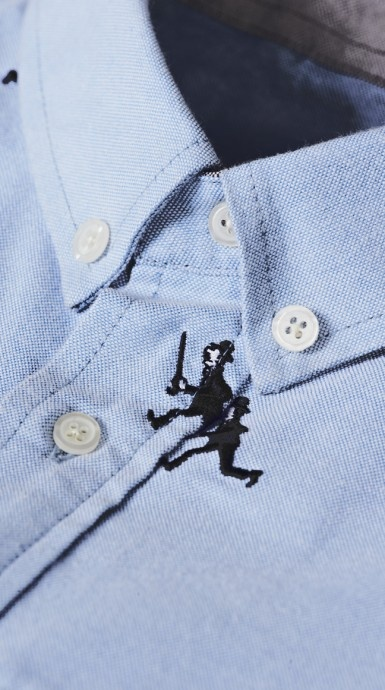 Quite Frankly Oxford Shirt
