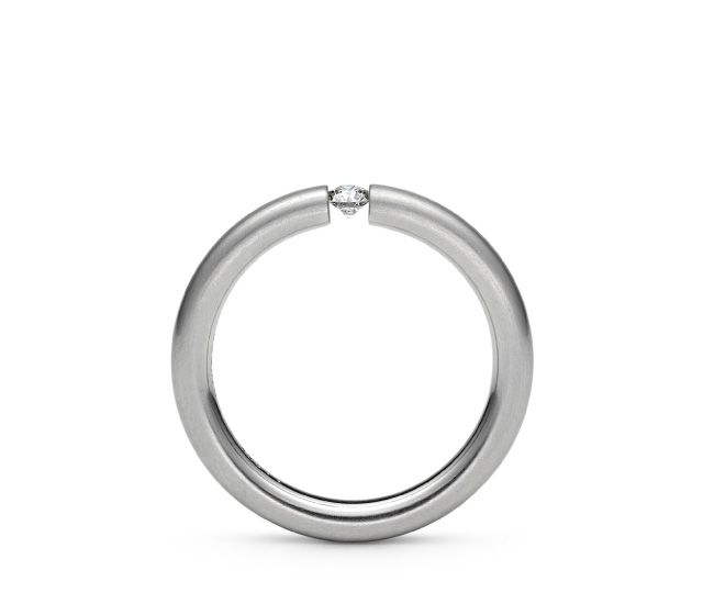 The Niessing Ring S Round | NIESSING