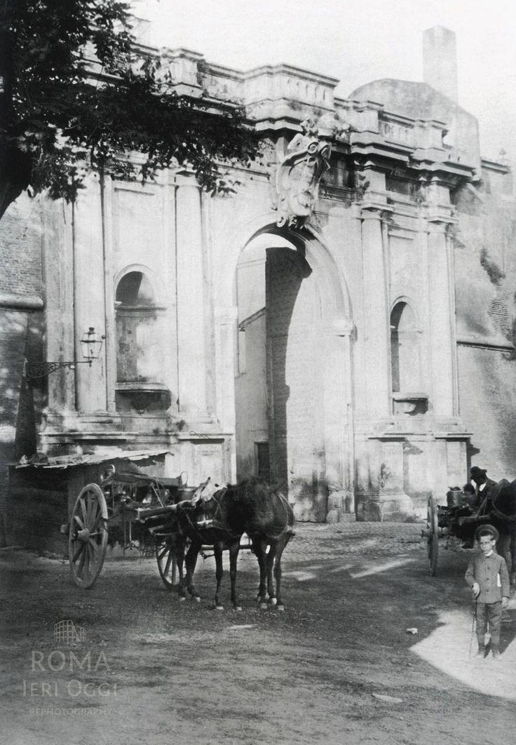 Porta Portese (1900 ca)