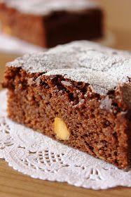 Antep Fıstıklı Brownie Ve Brownie Aşkı
