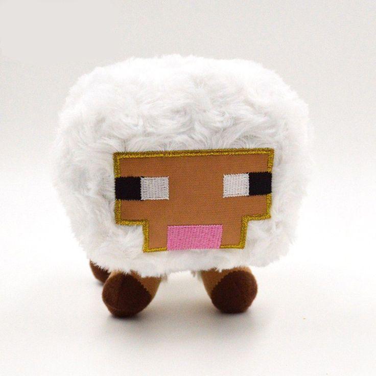 White Baby Sheep Overworld Animal Plush Toys Doll minecraft toys birthday day gift for kids   $ 9.99 // Free Worldwide Shipping     #Minecraft #Minecrafting #Minecraftsword #Minecrafttoy #Minecraftweapons #Creeper #Creepers #Minecraftzombie #Minecraftpickaxe #Pickaxehero #Steve #Minecraftxbox #Minecrafting #Minecraftmobs #s4s #Minecraftlife #Minecraftonly #Minecraftpe #Minecraftpocketedition #Minecraftftw #Minecraftgirl #Minecraftcake #Minecraft4life #Minecraftisawesome #Minecraftfx…