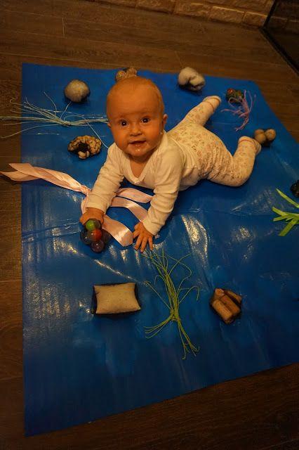kreatywnyMaks: Mata sensoryczna DIY