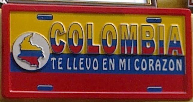 :) viva Colombia :)