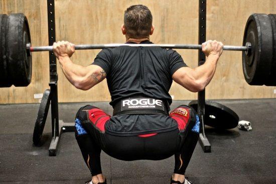 6 Dicas importantes para os CrossFitters melhorarem o Squat -