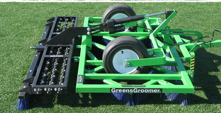 Sports Turf Northwest => equipment for all your turf needs.