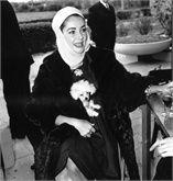 Elizabeth Taylor, Regno Unito, 1957