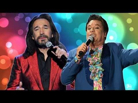 Lo Mas Romantico MARCO ANTONIO SOLIS y JUAN GABRIEL Sus Mejores Éxitos - Baladas Romáticas - YouTube