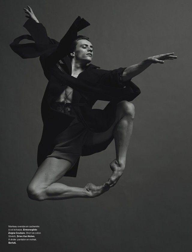 ballet Sergueï Polounine by Jacob Sutton