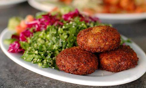 falafel-comida-arabe  Que sencillo es preparar falafel!