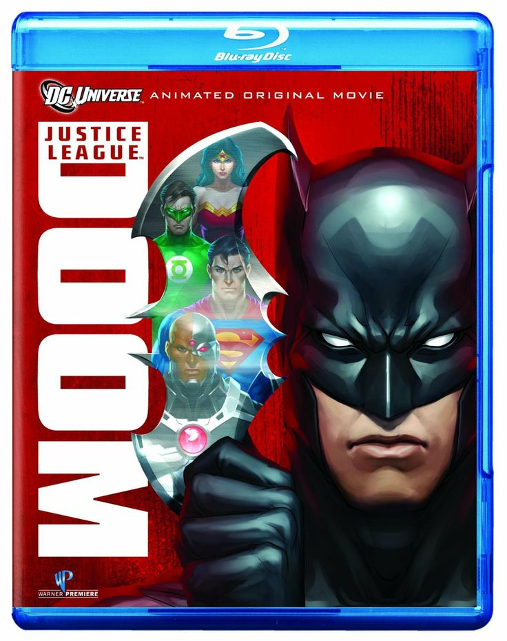 Justice League: Doom (2012) ($11.89) - The animation was good, the story was very good, the acting and direction excellent, and the dialogue outstanding. - The Justice League induct a new member, and come up against a very lethal Legion of Doom (who Batman inadvertently gives the tools to bring them down!) - It seemed too well scripted to the point, you know the JLA will just find a easy way to fix all the stuff that is hurting them…