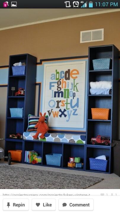 66 best images about slaapkamer jongen on pinterest for Cool playroom designs