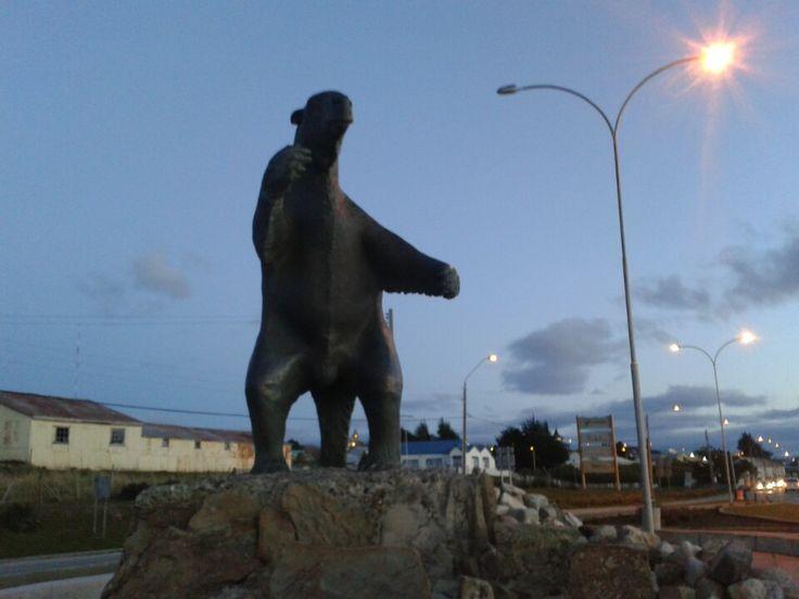 Puerto Natales in Región de Magallanes