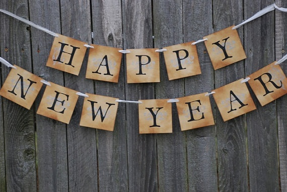 Happy New Year | Facebook Cover