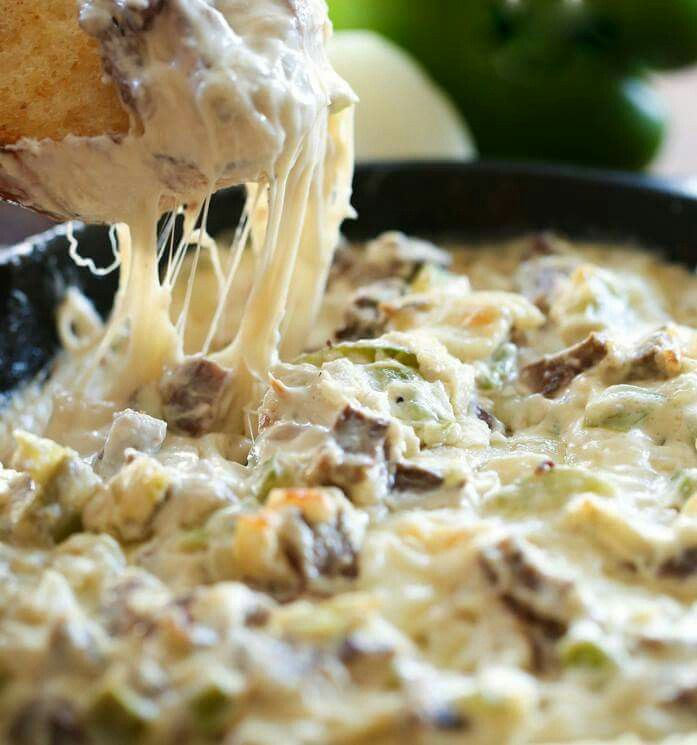 Phillips cheese steak dip