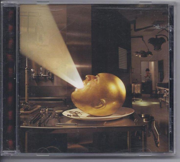 Mars Volta CD De-Loused In Comatorium Cedric Bixler-Zavala Omar Rodriguez-Lopez