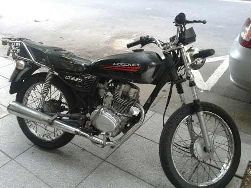 moto usada motomel 125 cg