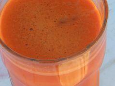 Pila mrkvovou šťávu každý den po dobu 8 měsíců: Neuvěříte, co se stalo..