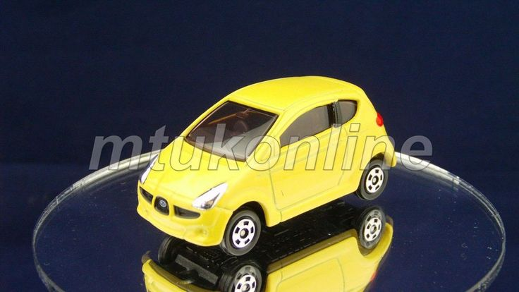 TOMICA 111 SUBARU R1 | 1/56 | CHINA | 111D-1 | FIRST LIMITED COLOUR
