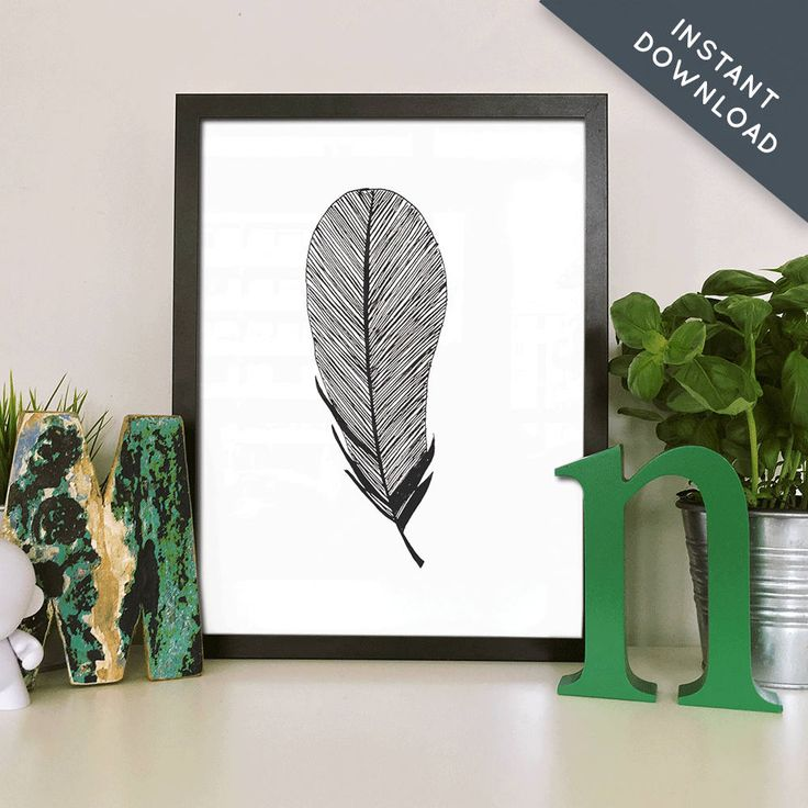 Wall art, printable, black and white, home decor, gift for her, wall decor, art prints, poster, print, baby shower, nursery decor, boho by MandyandCo on Etsy