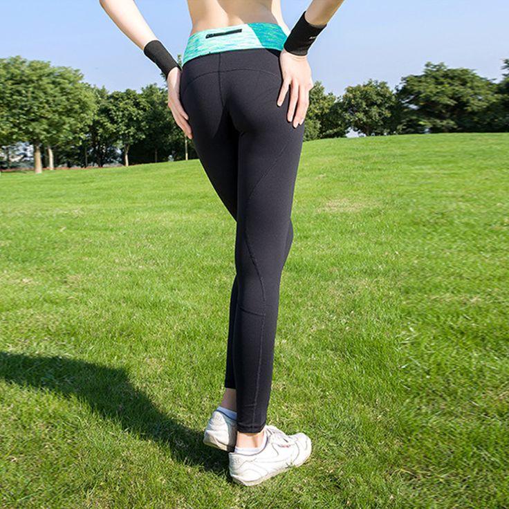 Sport Spring-Autumn Women's Leggings Fitness High Waist Elastic Women Leggings Workout Leggings Pants Yoga Gym Running Leggings
