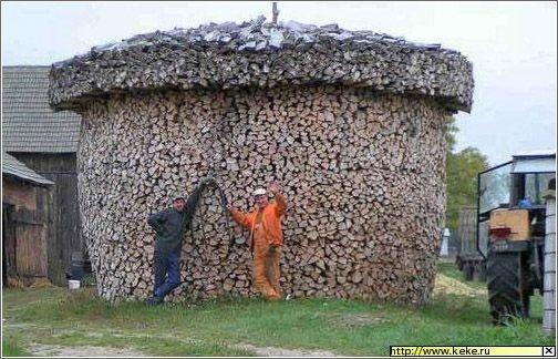 How to Procure Firewood