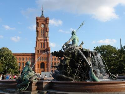 Berlin, Rathaus