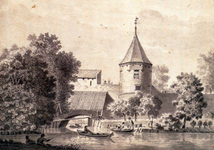 monnikendam 18e eeuw