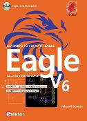 Whether you're an #electronics enthusiast or #engineering professional, this book provides a great introduction to CadSoft's EAGLE PCB design software package. $47.60  Save 20% through April 15. Use coupon code CC042014