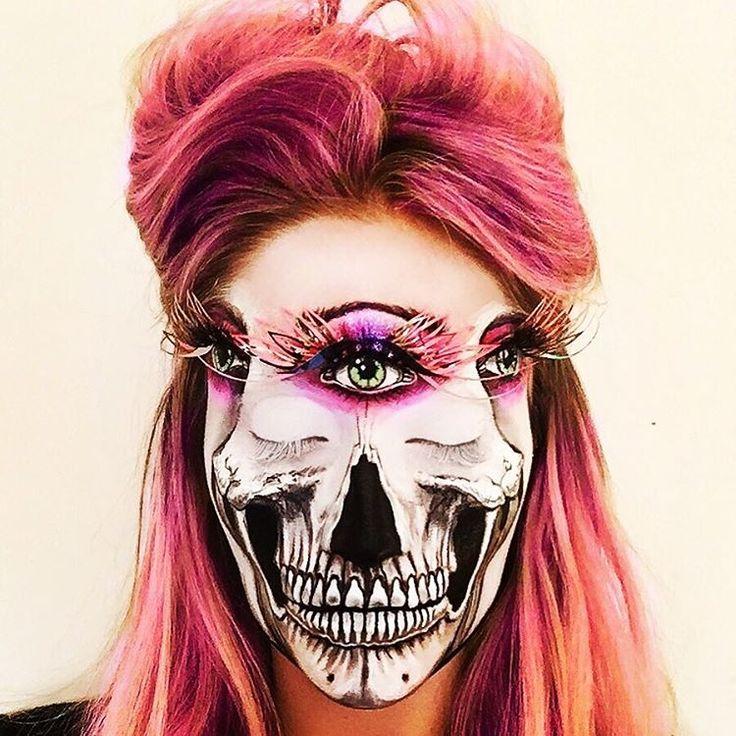 BADASS MAKEUP & FACE-ARTIST theskulltress@gmail.com • #skulltress •Twitter @skulltress