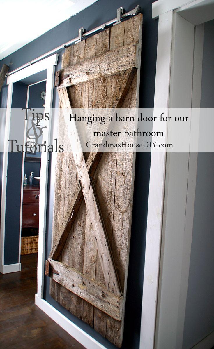 Best 25 Hanging Barn Doors Ideas On Pinterest Farmhouse