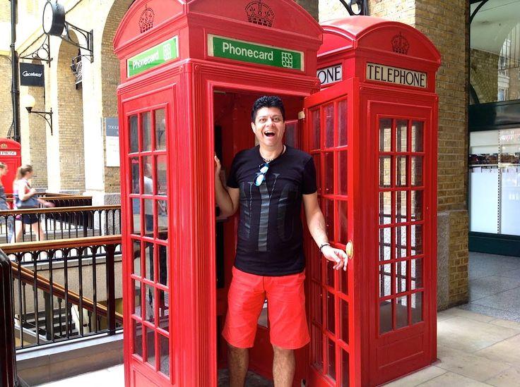Cestovní vlog: Londýn za 3 dni s Majklem