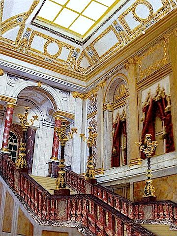 Reconstruisons Saint Cloud Grand Stairway Clouds