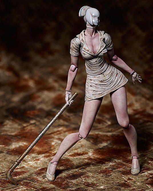 Figura de Bubble Head Nurse de Silent Hill 2