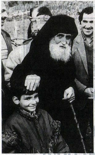 """""""The singular balance of beautiful and good made up a man who was both healthy in soul and body."""" Elder Paisios on the concepts of Philotimo and Leventia."""