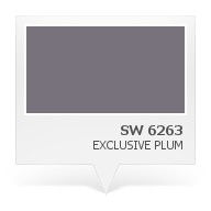SW 6263 - Exclusive Plum