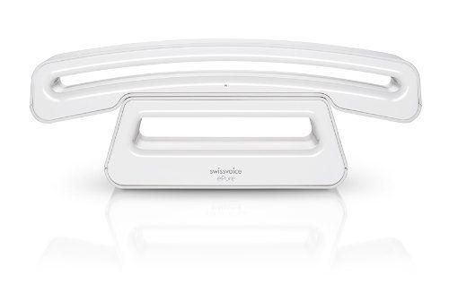 Swissvoice ePure 2 Blanc (Téléphone DECT: Amazon.fr: High-tech