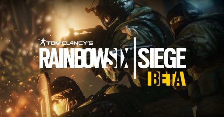 #Rainbow Six: #Siege Beta Extended to October 4