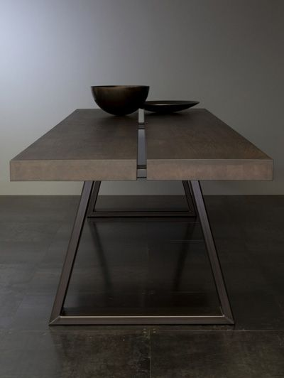 *product design, dining table* - remy meijers collection