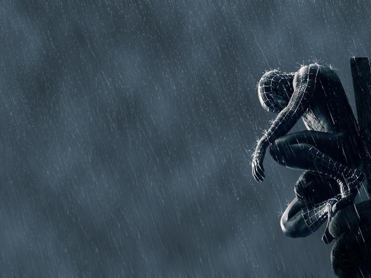 cool spiderman 3 black suit wallpaper hd Spiderman 3 in ...