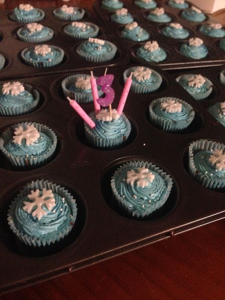 Cupcakes for Kindy