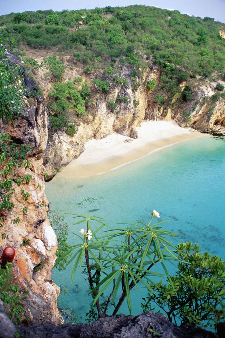 Tropical Vacations You Can Actually Possibly Afford Anguilla - off the beaten path and a little tricky to get to, but so worth it