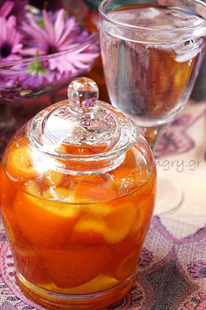 Kitchen Stori.es: Γλυκό του Κουταλιού Πορτοκάλι