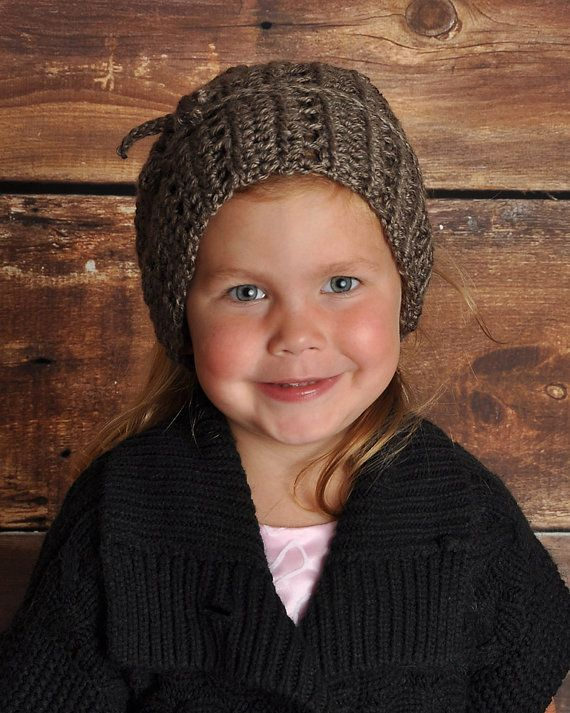 Girls Avery Warmer Headband Ear Warmer for Toddlers & Children. Adult Size also available.  By Little Sweetheart Designs