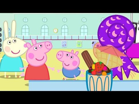 Fun Kids Video Game NEW PEPPA PIG Sports Day Game App Compete With Friends Little Wishes Video Games - YouTube