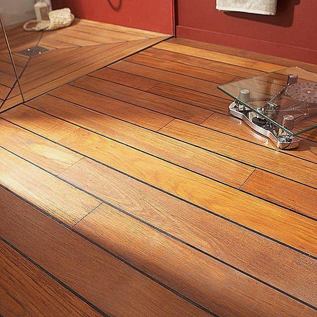 Carrelage Imitation Teck Hardwood Floors Parquet Balinese