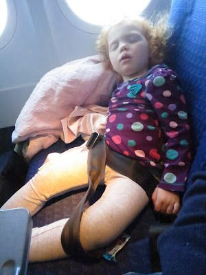 Toddler Packing List: The Airplane Carry On Edition