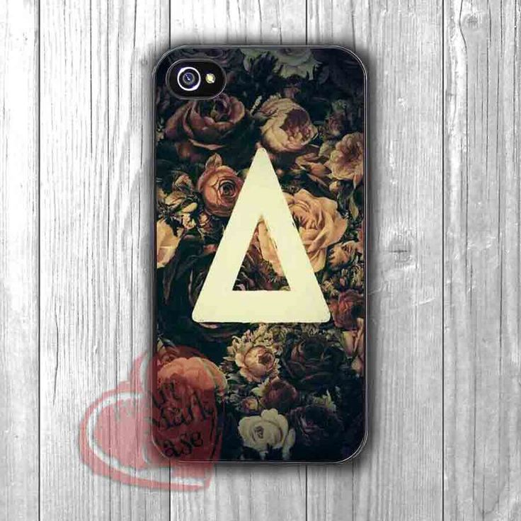 bastile vintage flower and logo band-1nay for iPhone 6S case, iPhone 5s case, iPhone 6 case, iPhone 4S, Samsung S6 Edge