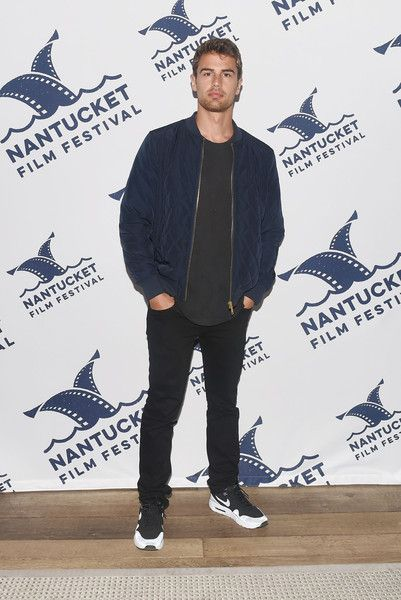 Theo James Photos - 20th Annual Nantucket Film Festival - Day 4 - Zimbio