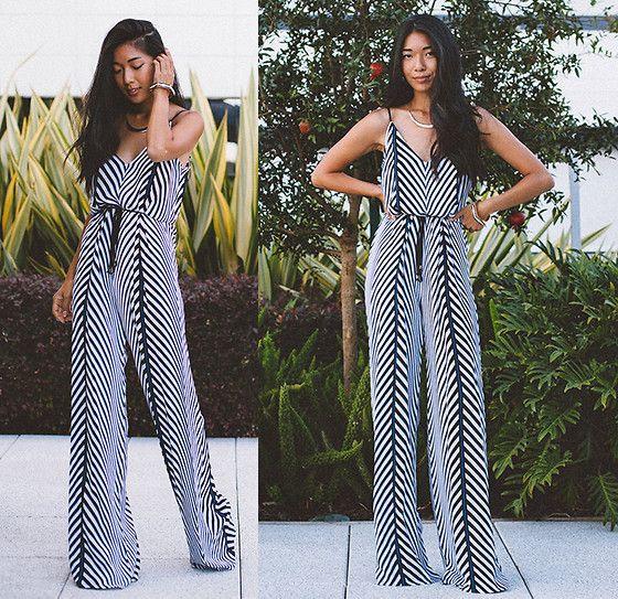 Get this look: http://lb.nu/look/6567400  More looks by Stephanie Liu: http://lb.nu/honeynsilk  Items in this look:  Karina Grimaldi Jumpsuit   #chic