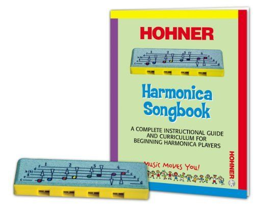 Hohner Kids PL-106 Musical Toys Play and Learn Harmonica by Hohner Kids. $9.96. Best selling harmonica package featuring the specially designed 4-hole harmonica which makes learning songs easy and fun!